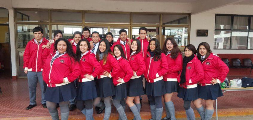Ceremonia de Graduación 4° Medio 2016 colegio San Nicolas Villa Alemana
