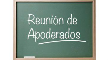 CALENDARIO REUNION DE APODERADOS CANAL CHACAO