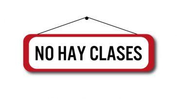 SUSPENCION CLASES LUNES 29 DE MAYO CANAL CHACAO