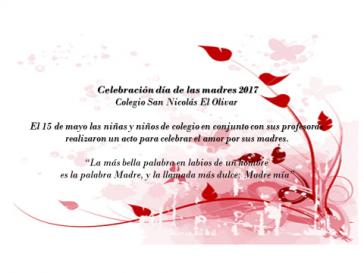 Celebración Día De Las Madres 2017