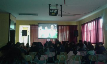 Partidos de Chile en la Copa Confederaciones en Colegio San Nicolás El Olivar