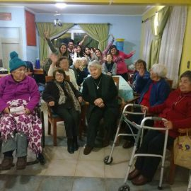 Visita A Residencia del Adulto Mayor